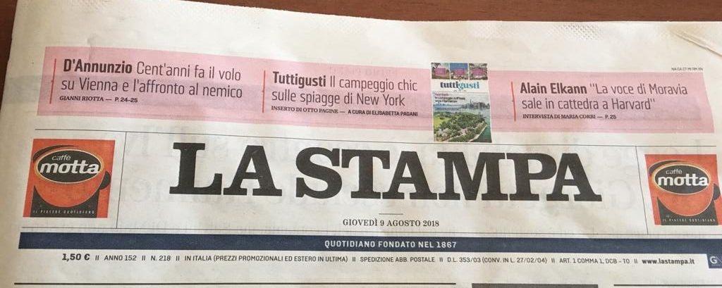 Giornale LA STAMPA